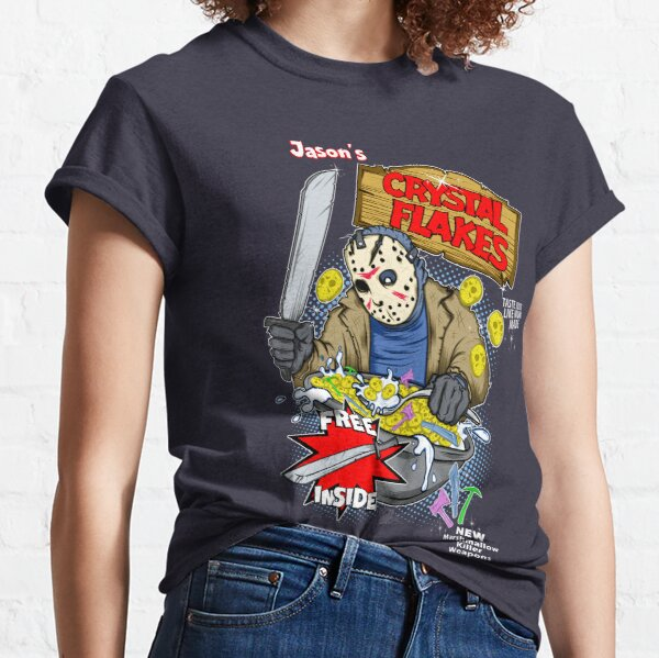 Jason's Crystal Flakes Classic T-Shirt