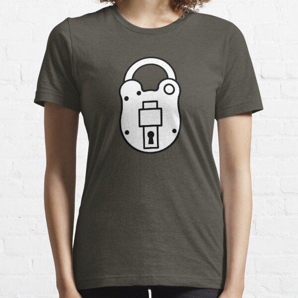Padlock Essential T-Shirt