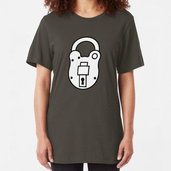 Padlock Slim Fit T-Shirt