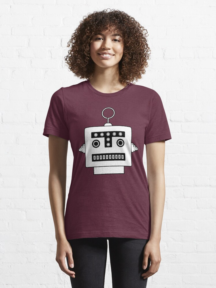 Alternate view of Robot Essential T-Shirt
