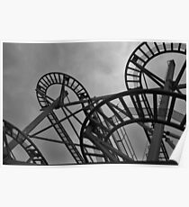 Coaster Curves Poster