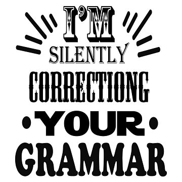 Silently Correctiong Grammar by RaniStore