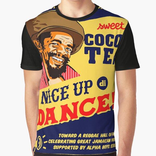 Cocoa Tea Make A Nice Dance Graphic T-Shirt