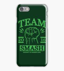 Team Smash iPhone Case/Skin