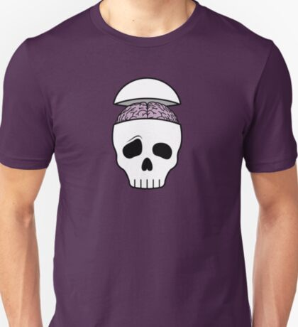 Brainy Skull T-Shirt