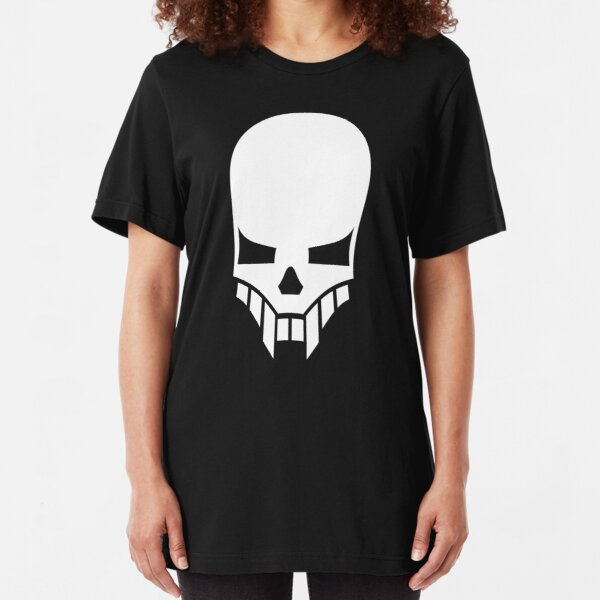 Sinister Skull Slim Fit T-Shirt