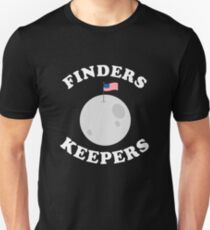 Finders Keepers USA Moon Shirt T-Shirt