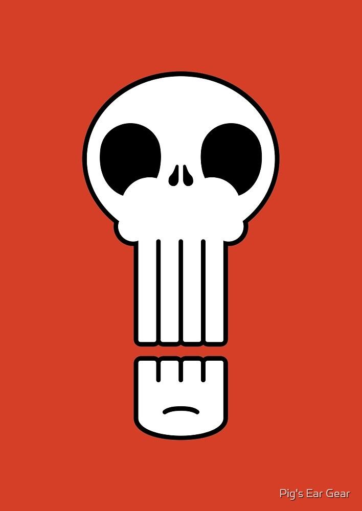 Long Skull by Pig's Ear Gear