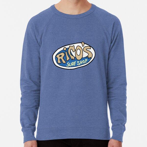 Rico's Surf Shop Logo Lightweight Sweatshirt