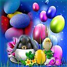 Easter greetings! by Ana Belaj
