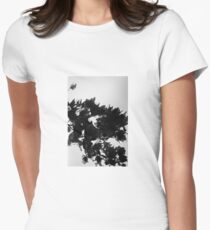Fall, leaves, fall Womens Fitted T-Shirt