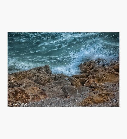 Surf and Turf  Photographic Print
