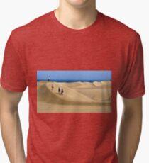 Dune Clamber Tri-blend T-Shirt