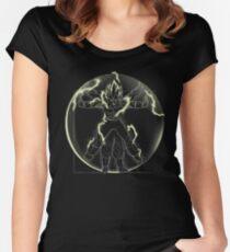 VItruvian Saiyan ( Vegeta) Women's Fitted Scoop T-Shirt