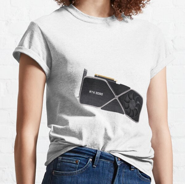 rtx 3090 videocard Classic T-Shirt