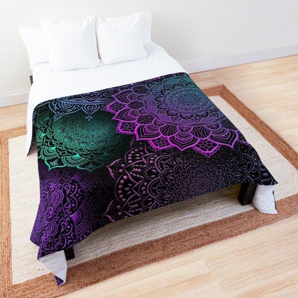 Mandala Wallpaper 2 Comforter