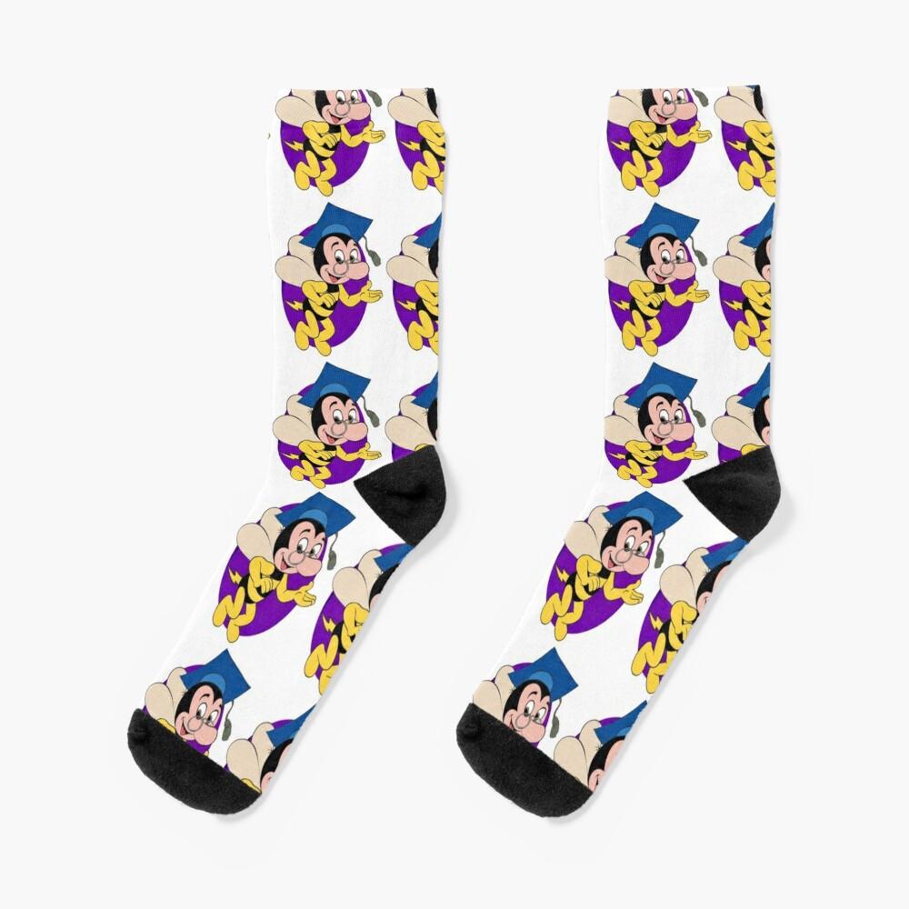 Professor BEEtoven Socks