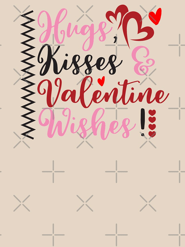 hugs, kisses, valentine wishes by STRADE