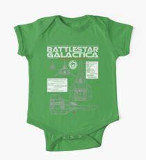 BATTLESTAR GALACTICA COLONIAL VIPER One Piece - Short Sleeve