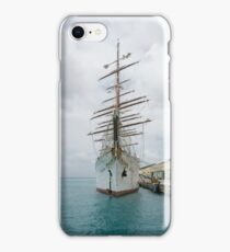 Traditional Sailing Ship, Sea Cloud iPhone Case/Skin
