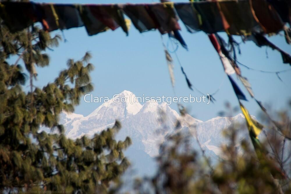 Himalayan View by Clara Go (missatgerebut)