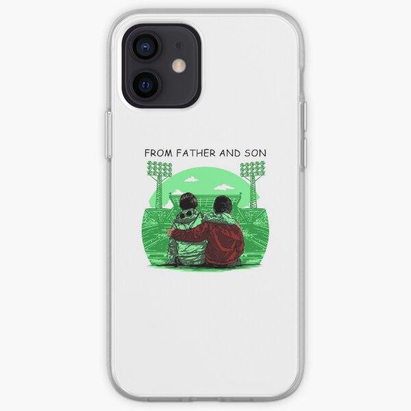 du père et du fils Coque souple iPhone