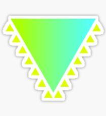 Vector I Sticker