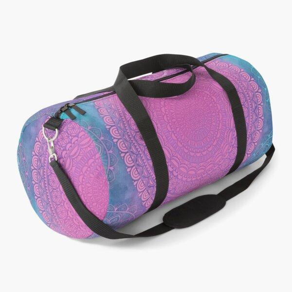 Mandala Wallpaper 3 Duffle Bag