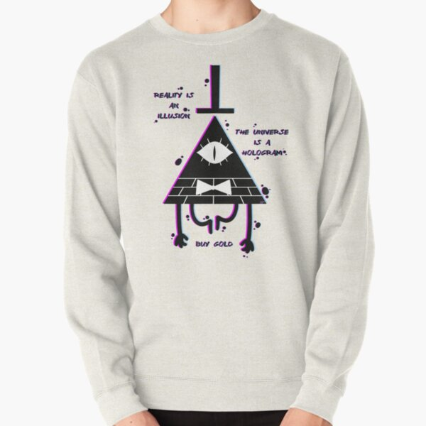 Illusion  Pullover Sweatshirt