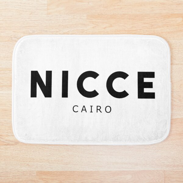 Nicce Cairo Style Bath Mat