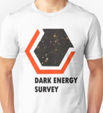 Dark Energy Survey (DES) Logo Unisex T-Shirt