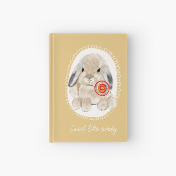 Sweet Candy Hardcover Journal