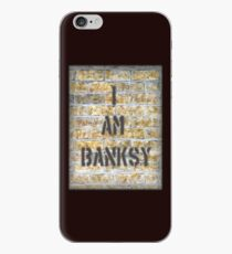 I Am Banksy iPhone Case