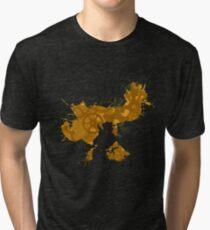 Dio Brando - The World (Better Version) Tri-blend T-Shirt