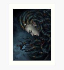 Lámina artística Medusa