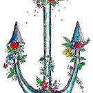 The prettiest anchor by Josie Rouse