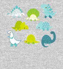 Dinosaurs Kids Pullover Hoodie