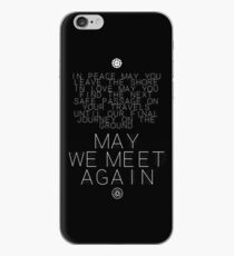 May We Meet Again Constellation iPhone Case