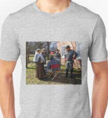 Civil War Re Enactors Unisex T-Shirt