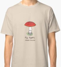 Fly Agaric (without smiley face) Classic T-Shirt