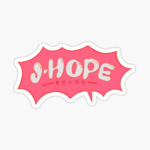 j-hope Sticker