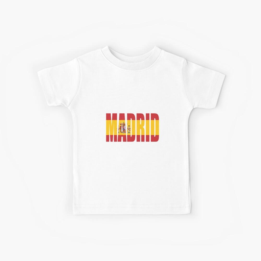 Madrid. Kinder T-Shirt