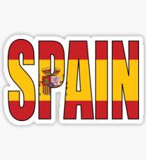 Pegatina España
