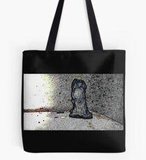 Lone wonderer Tote Bag