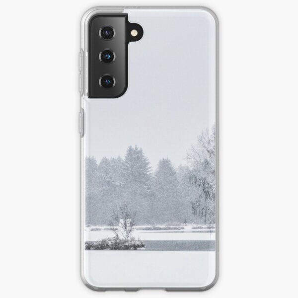 Winterlandschaft Samsung Galaxy Flexible Hülle