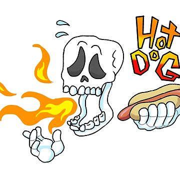 Hot DOG!! by rattlemybones