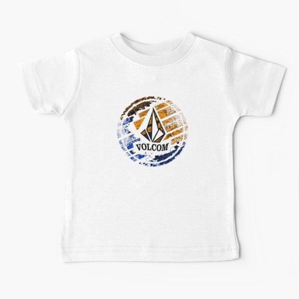 Tenue de skate et de surf en pierre unisexe T-shirt bébé