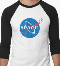 Portal Space Men's Baseball ¾ T-Shirt