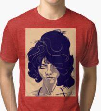 Hair Tri-blend T-Shirt