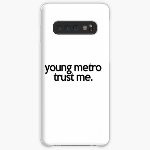 JUMPMAN YOUNG METRO TRUST ME Samsung Galaxy Snap Case